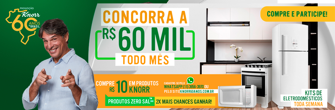 Knorr 60 anos